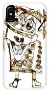 Abstraction 2423 IPhone Case