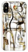 Abstraction 2430 IPhone Case