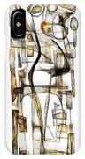 Abstraction 2431 IPhone Case