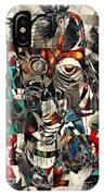 Abstraction 2501 IPhone Case