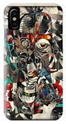 Abstraction 2502 IPhone Case