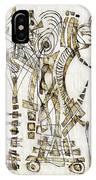 Abstraction 2562 IPhone Case