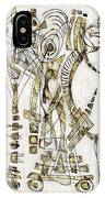 Abstraction 2563 IPhone Case