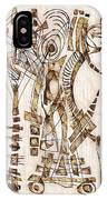 Abstraction 2565 IPhone Case
