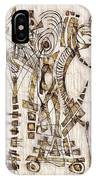 Abstraction 2566 IPhone Case