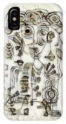 Abstraction 2569 IPhone Case