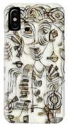 Abstraction 2570 IPhone Case