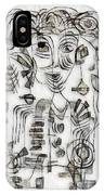 Abstraction 2573 IPhone Case