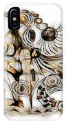 Abstraction 2737 IPhone Case