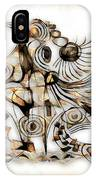Abstraction 2739 IPhone Case