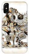 Abstraction 2740 IPhone Case