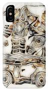 Abstraction 2810 IPhone Case