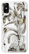 Abstraction 2829 IPhone Case