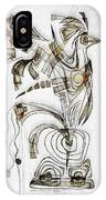 Abstraction 2831 IPhone Case
