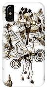 Abstraction 2865 IPhone Case