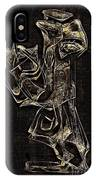Abstraction 2969 IPhone Case