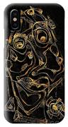 Abstraction 2979 IPhone Case