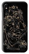 Abstraction 2982 IPhone Case