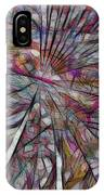 Abstraction 3097 IPhone Case