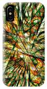 Abstraction 3099 IPhone Case