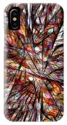 Abstraction 3100 IPhone Case