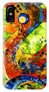 Abstraction 3198 IPhone Case