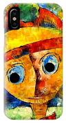 Abstraction 3201 IPhone Case