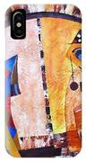 Abstraction 3217 IPhone Case