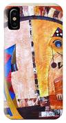 Abstraction 3219 IPhone Case