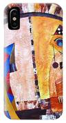 Abstraction 3220 IPhone Case