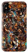 Abstraction 3374 IPhone Case
