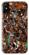 Abstraction 3376 IPhone Case