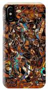 Abstraction 3377 IPhone Case