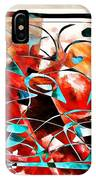 Abstraction 3426 IPhone Case