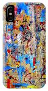 Abstraction 763 - Marucii IPhone Case