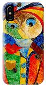 Abstraction 770 - Marucii IPhone Case