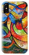 Abstraction 787 - Marucii IPhone Case