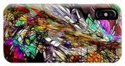 Abstracto En Dimension IPhone Case