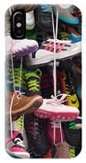 Abundance Of Shoes IPhone Case