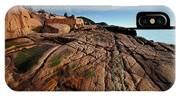 Acadia Rocks IPhone Case