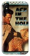 Ace In The Hole Film Noir IPhone Case