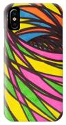 Aceo Abstract Spiral IPhone Case