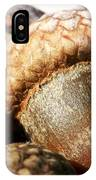 Acorns IPhone Case