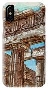 Acropolis I IPhone Case