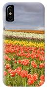 Across Colorful Fields IPhone Case