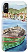 Across The Bay IPhone Case