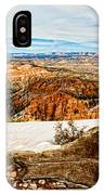 Across The Canyon IPhone Case