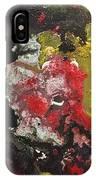 Acrylic Abstract 15-v.vvv IPhone Case