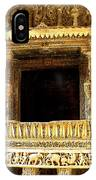 Adalaj Stepwell 3 IPhone Case
