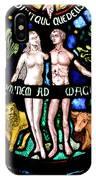 Adam And Eve, Dinant IPhone Case